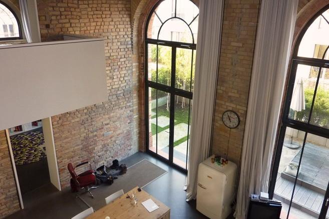 loft living our menu. Black Bedroom Furniture Sets. Home Design Ideas